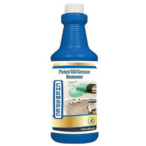 P.O.G. PAINT, OIL AND GREASE REMOVER 473ML