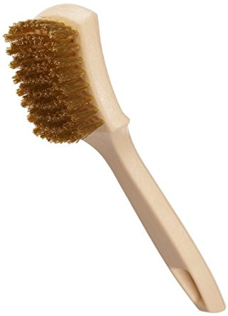85-637 BRASS WIRE TIRE AND UPHOLSTERY BRUSH