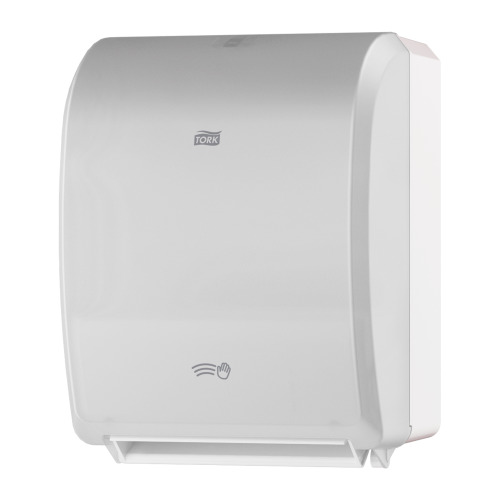 771720 TORK ELECTRONIC TOWEL DISPENSER WHITE VALUE ADDED