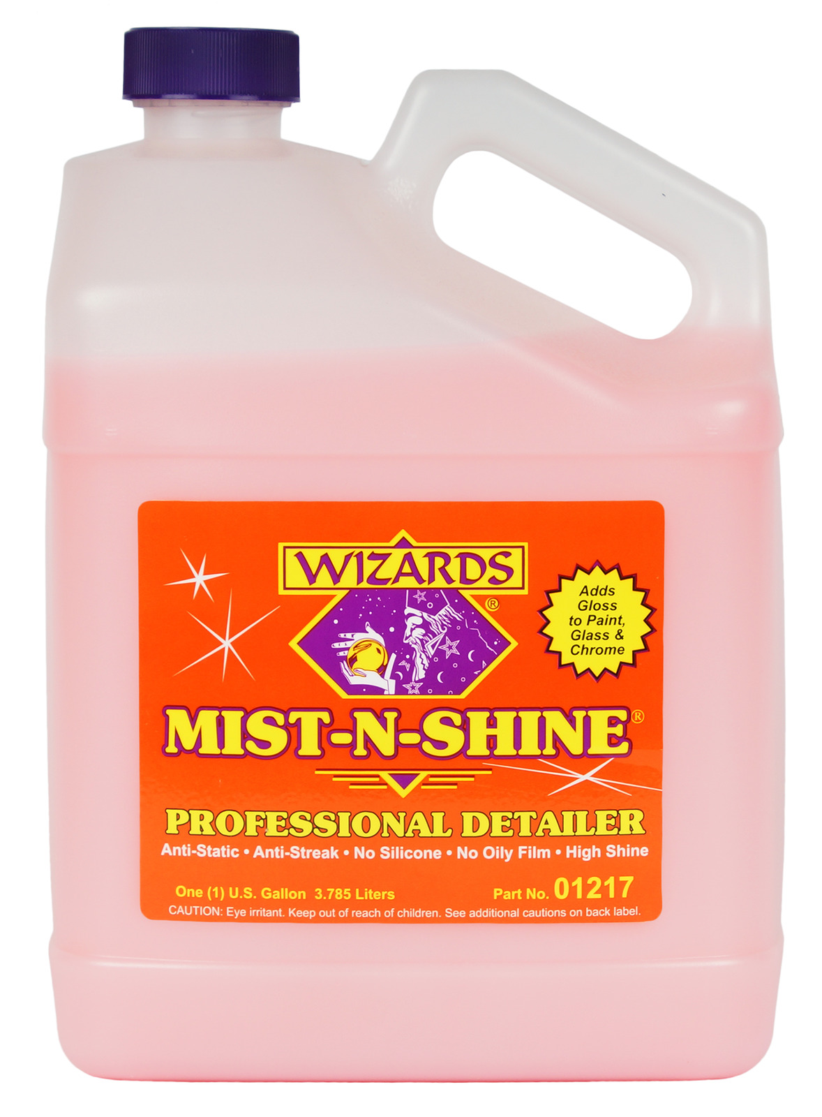 MIST-N-SHINE 1 GALLON 01217 PROFESSIONAL DETAIL SPRAY