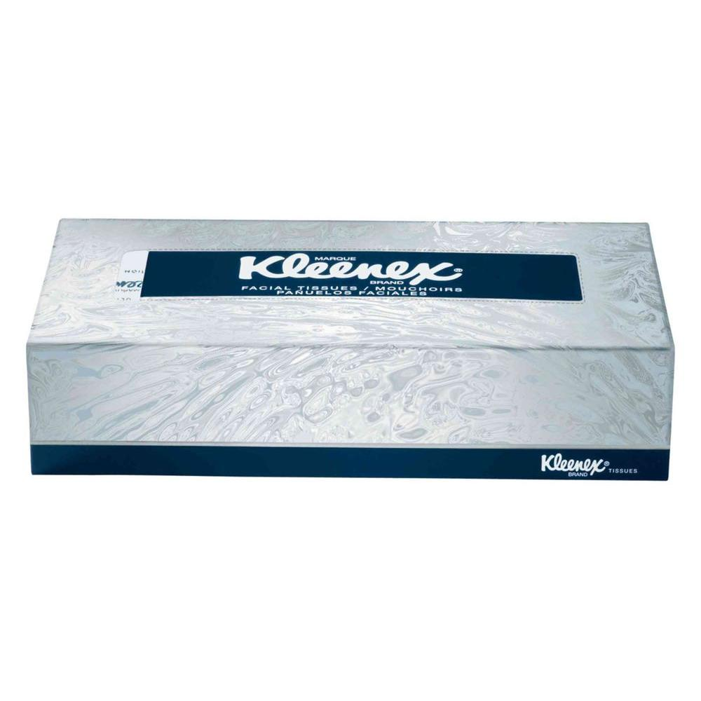 21400 KLEENEX 36 BOXES X 100 SHEETS