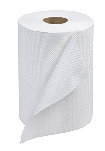 RB351 TORK UNIVERSAL ROLL TOWEL WHITE 12x350