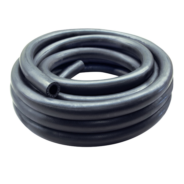 "1/4"" HIGH PRESSURE WATER HOSE BY THE FOOT WITH ENDS"
